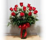 Classic Long Stem Red Roses