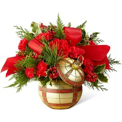 The FTD Holiday Delights Bouquet