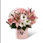 The FTD Tiny Miracle New Baby Girl Bouquet
