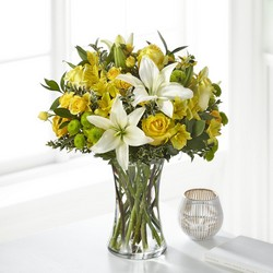 The FTD Hope & Serenity Bouquet
